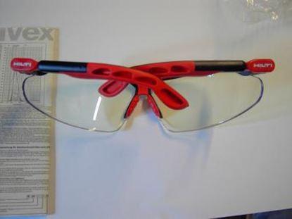 Image de HILTI pracovní brýle Ochrana očí UVEX 1A kvalita TE905 TE75 TE70