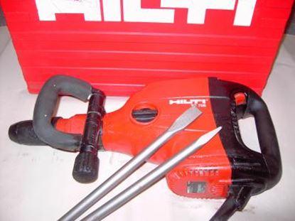 Bild von HILTI TE 706 TE706 sekací kladivo po celkové GO bez kufru