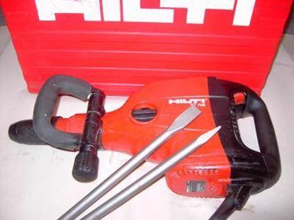 Bild von HILTI TE 706 TE706 sekací kladivo po celkové GO vc. kufru