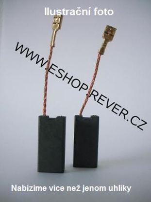 Bild von Black Decker uhlíky BD KG85 Typ B C D KG100 Typ C D