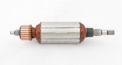 Bild von Anker Rotor Hitachi GP2 GP 2 ersetzt original 985134 M (ekvivalent) Wartungssatz Reparatursatz Service Kit hohe Qualität Fett und Kohlebürsten GRATIS