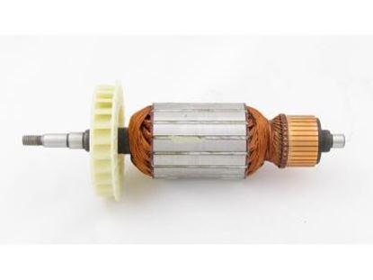Bild von Anker Rotor Lüfter Hitachi G18SG G23SC2 G18SE2 G23SE G23UB ersetzt original (ekvivalent) Wartungssatz Reparatursatz Service Kit hohe Qualität Fett und Kohlebürsten GRATIS
