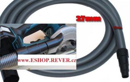 Image de Sací hadice do FLEX DN 27 27mm x 4m nahradni sada s koncovkami