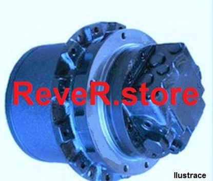 Image de motor hydromotor pro Case 50