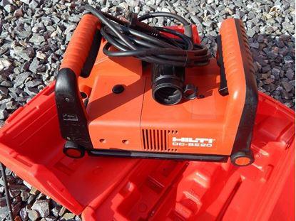 Image de HILTI DC-SE 20 DC-SE20 DCSE20 drážkovací stroj drážkovačka fréza použitý TOP stav fräse schlitzfräse wall chaser