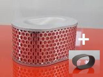 Image de vzduchový + před filtr do Bomag vibrační deska BPR 25/45-3 motor Honda GX 160 BPR 25/45 -3 BPR25/45 filter filtre