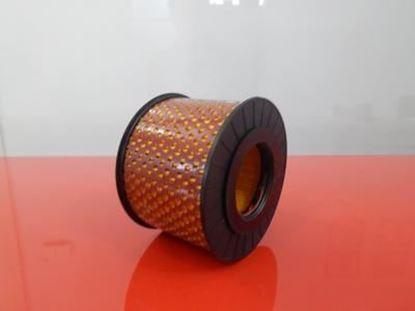 Obrázek vzduchový filtr do BOMAG BPR 35/ 60D Hatz 1B20-6 nahradí original BPR35/60 D BPR 35/60