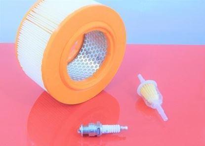 Image de filtre pour Bomag BT60 BT 60 with Honda engine filtre à air filtre à carburant étincelle - remplace la pièce de rechange d'origine SET1