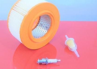 Image de filtre pour Bomag BT60/4 BT 60/4 with Honda engine filtre à air filtre à carburant étincelle - remplace la pièce de rechange d'origine SET1
