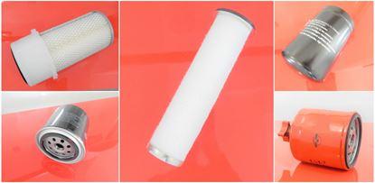 Bild von Wartung Filterset Filtersatz für Bobcat 773 s s motoremem Kubota Set1 auch einzeln möglich