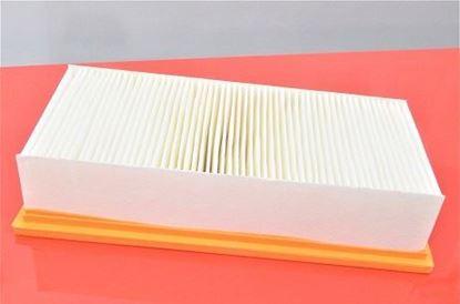 Picture of PET filtr HILTI VC 60 U VC60U nahradí PES filtr 00 203864 VC60-U VC60 U filter air luftfilter filtre filtrato beschichtung made in germany