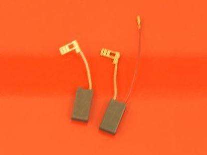 Picture of uhlíky Bosch GBH 5-40 DE 5-40DCE GSH 5 E 5CE 1617014144 náhradní kohlebürsten carbon brushes