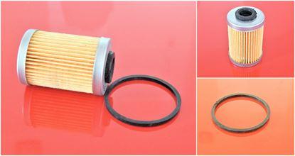 Picture of olejový filtr pro Ammann vibrační deska APH 100-20 od RV 2012 motor Hatz 1D90S filter filtre