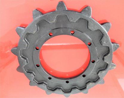 Image de pignon turas roue motrice pour Case 420CT