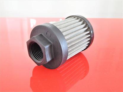 Image de hydraulický filtr pro Bomag BW 80AD BW80AD motor Hatz 1D80 válec (59444) BW 80 AD filter hydraulik filtre