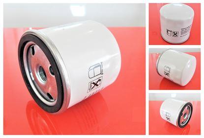 Image de palivový filtr do Schaeff HML 25 X motor Deutz F4L1011 filter filtre