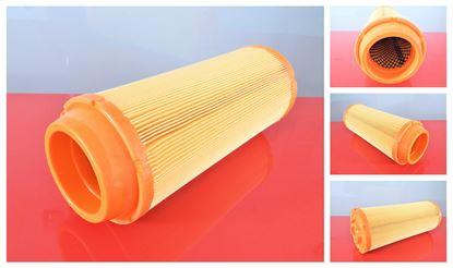 Image de vzduchový filtr do Schaeff nakladač SKL 833 motor Perkins filter filtre