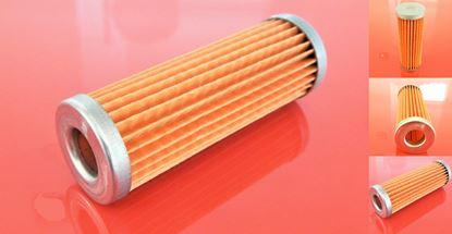 Obrázek palivový filtr do Airman minibagr AX 12-2 motor Kubota filter filtre
