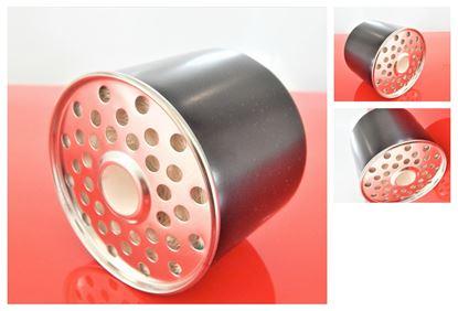 Image de palivový filtr do Bobcat nakladač 543 od serie 13235 motor Kubota filter filtre