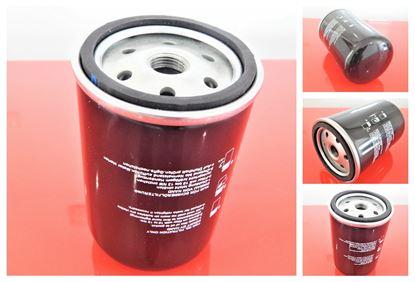 Image de palivový filtr do Akerman bagr H 3B / H 3MB od serie 277 motor Volvo TD31AC filter filtre