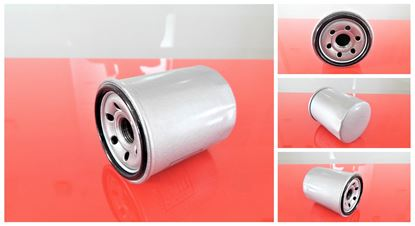 Bild von olejový filtr pro Case CX 17B motor Mitsubishi L 3E filter filtre