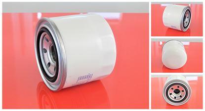 Obrázek olejový filtr pro Airman minibagr AX16-2 motor Kubota D1105 filter filtre