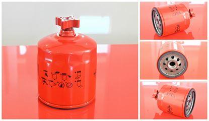 Bild von palivový filtr do Gehl SL 4625 SX/DX motor Kubota od serie 16852 (93711) filter filtre
