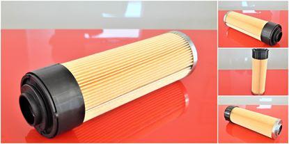 Image de hydraulický filtr pro Schaeff HR 16 motor Deutz BF4M 1008 filter filtre