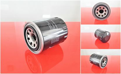 Picture of olejový filtr pro Caterpillar 305 D (CR) motor Mitsubishi S4Q2 filter filtre