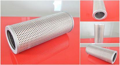 Image de hydraulický filtr (bez bypass) pro Yanmar minibagr VIO 35-2 motor Yanmar 3TNE82A-EBVC filter filtre
