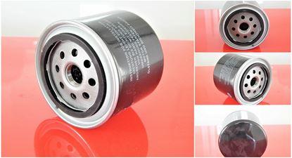 Picture of olejový filtr pro Kubota minibagr KH 121-2 motor Kubota V 2203 (54492) filter filtre