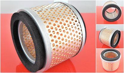Picture of vzduchový filtr do Ammann ACR68 motor Honda GX100 air luft filter filtre