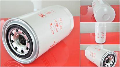 Obrázek hydraulický filtr pro Komatsu PC 15R-8 motor Komatsu 3D68E (57807) filter filtre