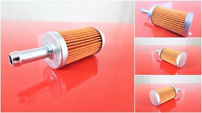Image de palivový filtr s rychloupinaci koncovkou do Ammann AVP 2920 motor Hatz 1B30 filter filtre