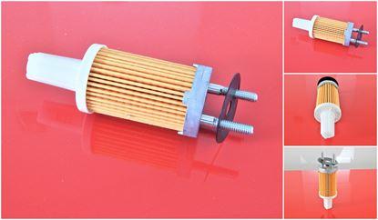 Bild von palivový filtr do Ammann vibrační deska AVP 1850 D motor Yanmar filter filtre