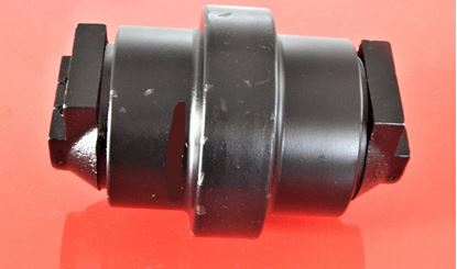 Picture of track roller for minibagr Hitachi EX ZX 40 45 50 55 EX-ZX40 EX45 EX50 EX55 EX58 HX99 ZX40 ZX45 ZX50 ZX55 ZX58