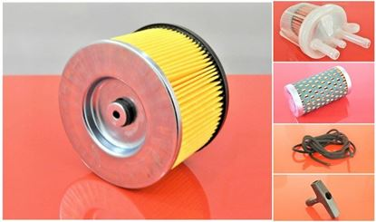 Image de filtre kit de service maintenance pour Ammann AVP2620 s motorem Hatz 1B20-G Set1 si possible individuellement
