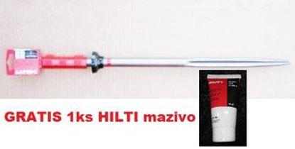 Obrázek Hilti sds-max špič TE54 TE55 TE56 TE56ATC TE60 60ATC TE70 TE75 TE76 TE80 TE500 505 amazivo