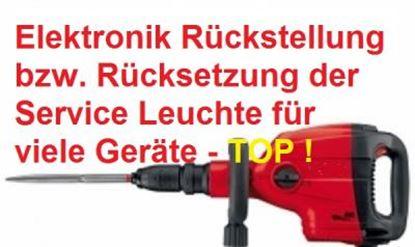 Imagen de HILTI TE 905 AVR TE905 RESET Elektronik Reparatur Rückstellung rotor Reparatursatz Wartungssatz service repair kit