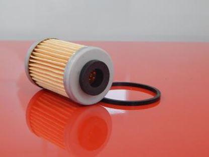 Image de olejový filtr do Weber TC 72 SE desky s motorem Hatz 1D81