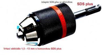 Picture of adaptér do SKIL SDS-plus se sklíčidlem rychloupínací hlava NEW