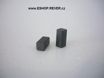 Obrázek Black Decker uhlíky 2269 2279 127194 P 1178 P 1179 P 1243 P 1246 kohlebürsten carbon brushes