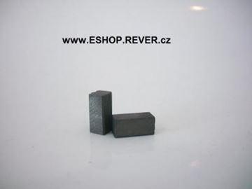 Obrázek Black Decker uhlíky 374453 A D 43 HAS D 60 HAS GL 200 GL 300 A G