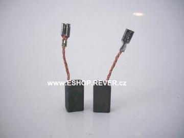 Obrázek Black Decker uhlíky KG 75 B KG 75 C KG 75 D PL 80 A PL 80 A2 PL