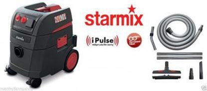 Imagen de pro HILTI nářadí průmyslový vysavač STARMIX ISP iPulse ARDL 1435