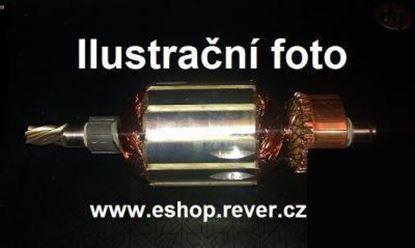 Bild von Anker Rotor Makita BDF 430 12 V ersetzt original (ekvivalent) Wartungssatz Reparatursatz Service Kit hohe Qualität