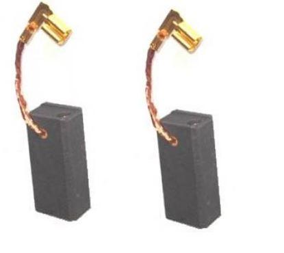 Imagen de uhlíky 6x11 x 25mm i do Makita nahradí 194160-9 CB 350 CB350 REM031 carbon brush kohlen CB-350 für HR 4010 C HR 4011 C HR 3541 FC