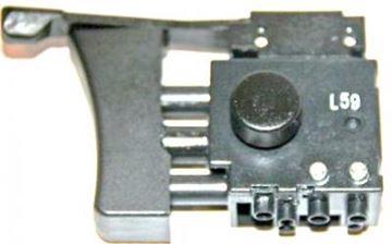 Obrázek vypínač Schalter switch Makita HP 1500 HP 1501 nahradí original