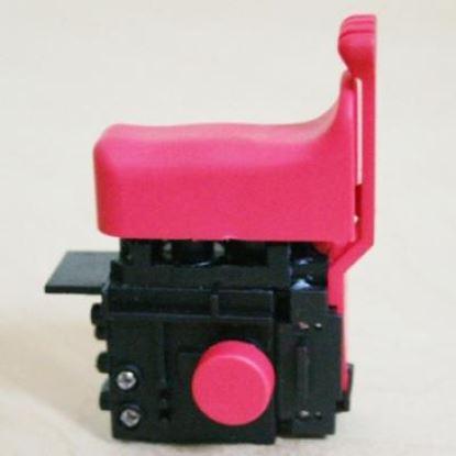 Imagen de vypínač Schalter switch Makita HR2020 HR2432 HR2440 HR2440F HR2450 DW219 DW214 nahradí 650508