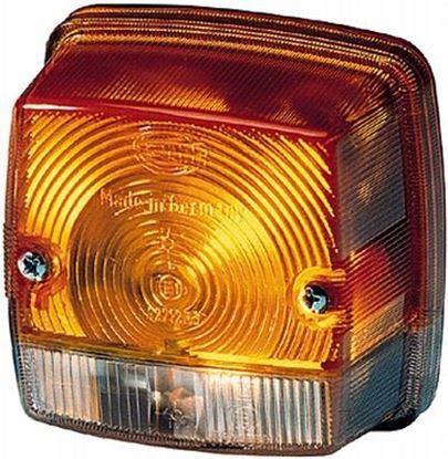 Imagen de světlo s blinkrem pro Ahlmann nakladač AS 50 AS50 motor F3L1011 Deutz F3L 1011